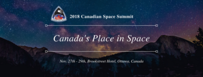 canadian space society canadian space summit