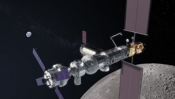 lunar orbital platform gateway NASA Canadian Space Agency